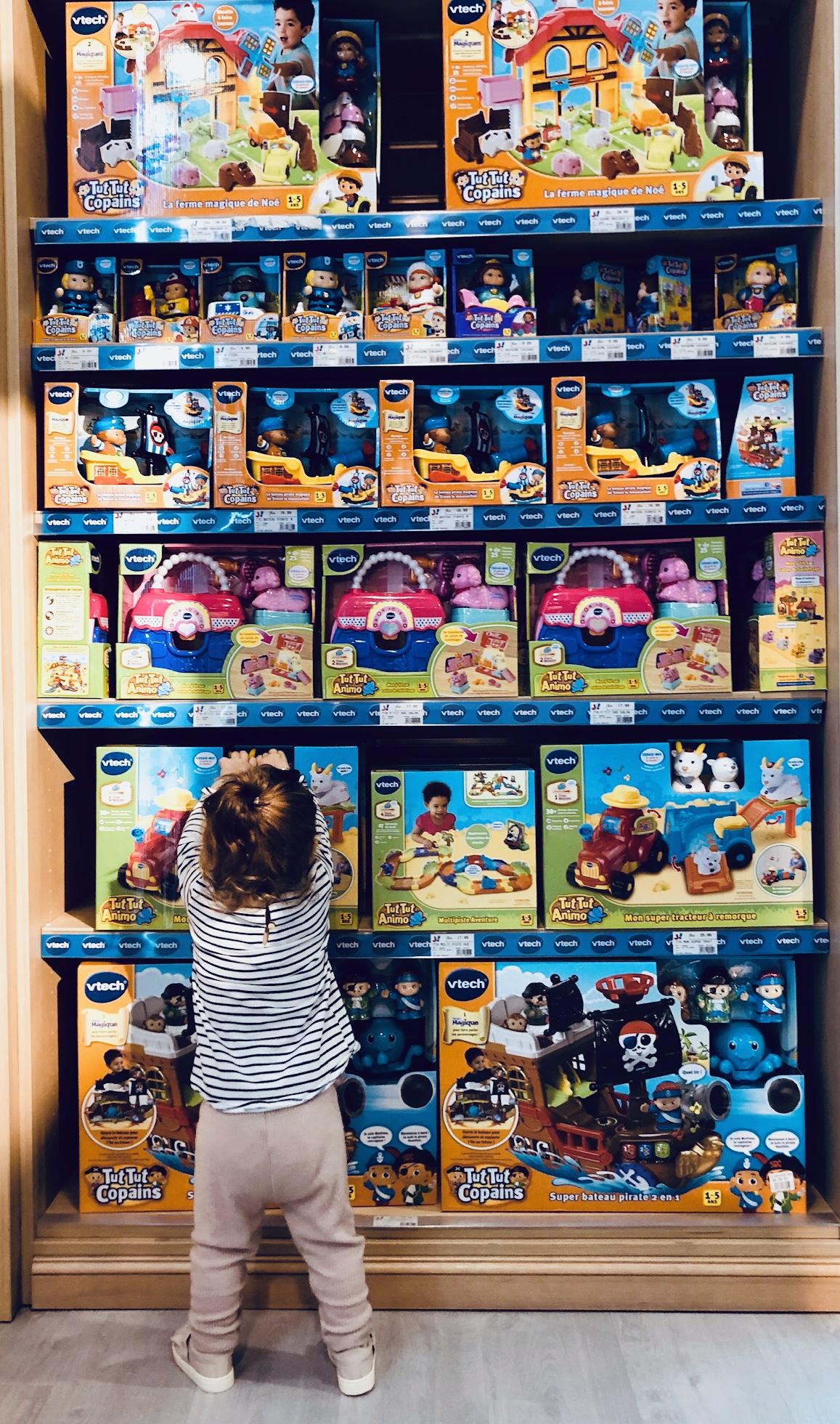 idées de cadeaux pour enfant de 1 à 2 ans