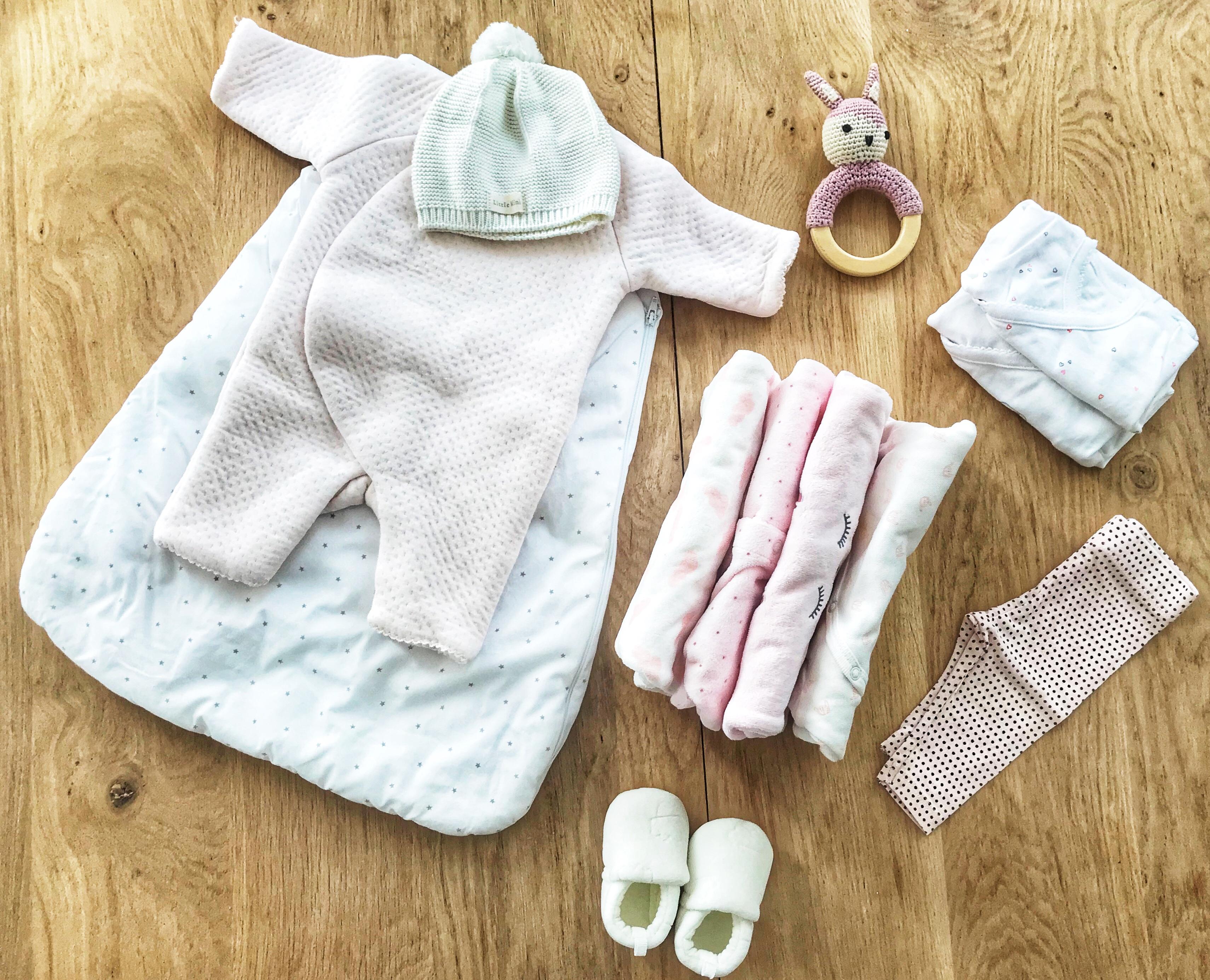 valise pour la maternité