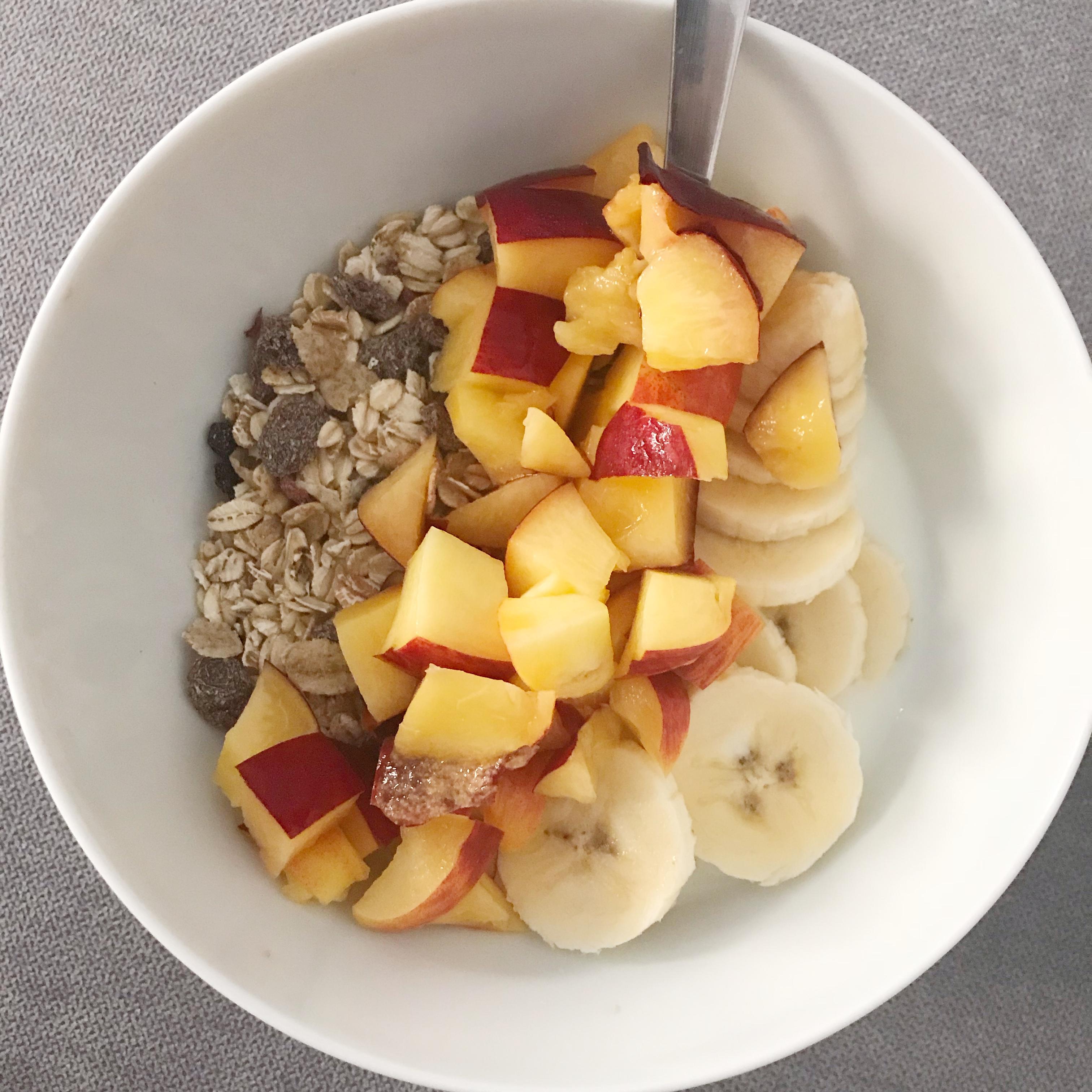 petit déjeuner idéal